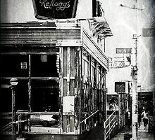 Kelloggs Diner by ShellyKay