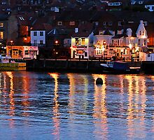Whitby Harbour (Best viewed large) by ElsieBell