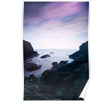 Holseer Cove, The Lizard, Cornwall,UK Poster