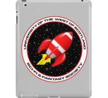 UWS Sci-Fi Society iPad Case/Skin
