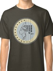 NUBIAN QUEEN Classic T-Shirt