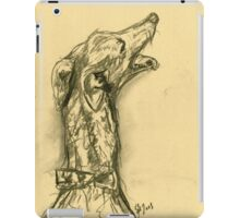 Happy Hound iPad Case/Skin
