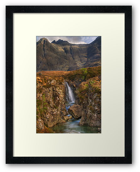 Fairy Pools (3) by Karl Williams