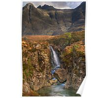 Fairy Pools (3) Poster