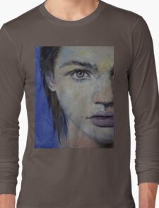 Violet Long Sleeve T-Shirt