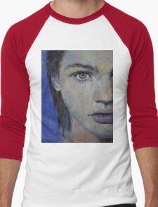 Violet Men's Baseball ¾ T-Shirt