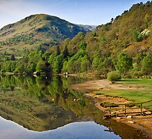 Ullswater early one morn' by Shaun Whiteman
