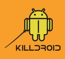 KILLDROID (text) by Yiannis  Telemachou