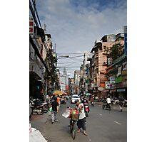 Bui Vien Photographic Print