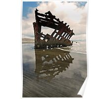 Wreck of Peter Iredale 2 Poster