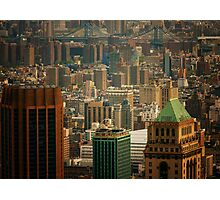 New York City Buildings and Skyline Photographic Print