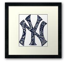 Yankee Doodle Logo Framed Print