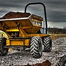 Digging Up A Storm by AndrewBerry