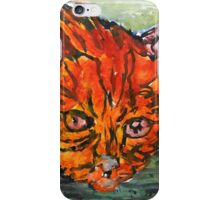 Kitty  Thoughts - Maureen M iPhone Case/Skin