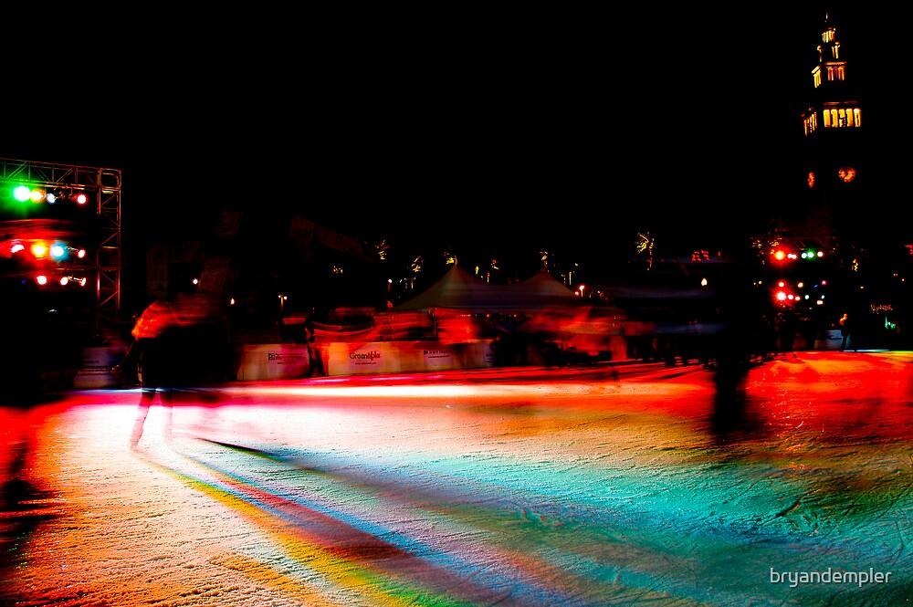 Twilight Skate - Dos by bryandempler