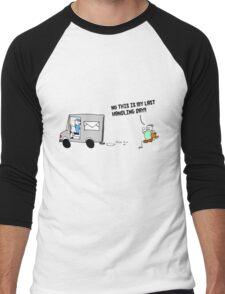 Sacrifices: eBay Store Owner Men's Baseball ¾ T-Shirt