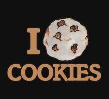 I love cookies Kids Tee