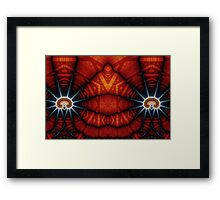 Double M Double M Framed Print