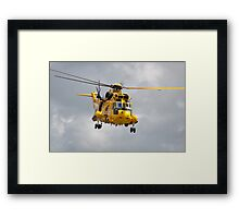 Rescue 169 Framed Print