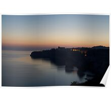 long sunset exposure Poster