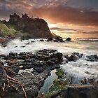 Dunluce Castle - Co Antrim by GaryMcParland