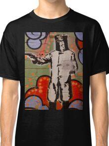 Melbourne Graffiti title image t-shirt Classic T-Shirt