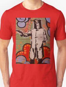 Melbourne Graffiti title image t-shirt Unisex T-Shirt