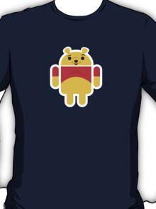 Winnie the Droid (no text) T-Shirt
