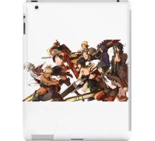 God Eater iPad Case/Skin