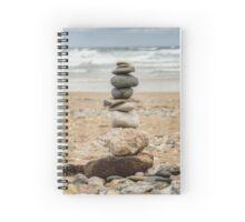 Cornish Pebble Tower Spiral Notebook