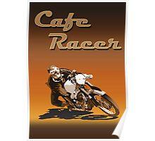 Cafe Racer Poster