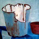 """""""The Rusty old Bucket"""" by Gabriella Nilsson"""