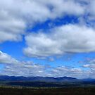 View of Lake Minnewaska State Park by Melissa Ann Blair
