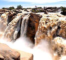 Augrabies Waterfall/Waterval - Africa by Karen01