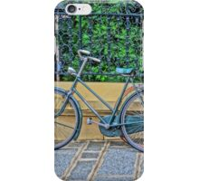 Vintage Bicycles iPhone Case/Skin