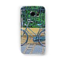 Vintage Bicycles Samsung Galaxy Case/Skin