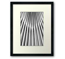 Knives II Framed Print