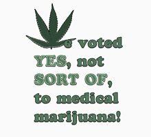 Medical Marijuana Tee Unisex T-Shirt