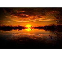 Dreamy Sunset II Photographic Print