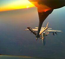 Keeping the airspace safe by Robert Kawasaki