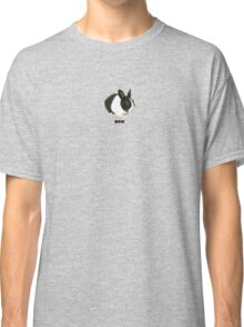 BOW DOWN TO THE BUNNY Classic T-Shirt