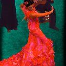 Flamenco by Nigel Fletcher-Jones