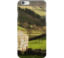 Yorkshire Dales Stone Barn iPhone Case/Skin