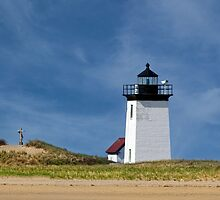 Long point lighthouse by bettywiley