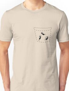 Ants pocket Unisex T-Shirt