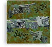 Big Boomers Canvas Print