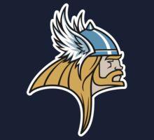 Asgard Gods Football Team Logo Kids Clothes