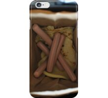 Pancake Sausage iPhone Case/Skin