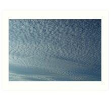 Magnificent Clouds Art Print