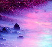 Iridescent Shore by Zach Pezzillo